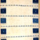 カシュクリ・304×202・青・ベージュ・杉・リビングサイズ・大型ルームサイズ・真上画