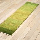 カシュクリ・150×38・緑・木・キッチンサイズ・使用イメージ画