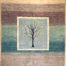 アマレ・リビングサイズ・寒色・原毛・生命の樹・窓・真上画