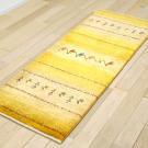 アマレ・廊下、キッチンサイズ・黄色・キャラバン・鹿・木・使用イメージ画