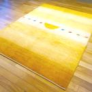 アマレギャッベ・黄白・ラクダのキャラバン・使用イメージ画