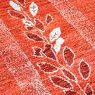 アマレ・リビングサイズ・赤色・生命の樹・アップ画