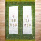アマレ・240×171・緑・木・窓・リビングサイズ・真上画