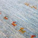 アマレ・88×63・青・羊・ヤギ・木・植物・玄関サイズ・アップ画
