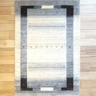カシュクリ・103×68・茶色・べージュ・原毛・木・鹿・玄関サイズ・真上画