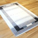 カシュクリ・103×68・茶色・べージュ・原毛・木・鹿・玄関サイズ・使用イメージ画
