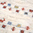 アマレ・180×123・茶色・原毛・ベージュ・ヤギ・窓・木・玄関サイズ・アップ画