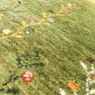 アマレ・緑・羊・木・廊下敷き・アップ画