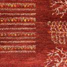アマレ・大型ルームサイズ・赤色・生命の樹・アップ画