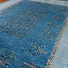 アマレ・大型ルームサイズ・青色・生命の樹・使用イメージ画