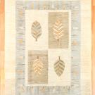 アマレ・233×169・白色・原毛・水色・糸杉・木・リビングサイズ・真上画