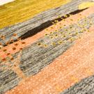 カシュクリランドスケープ・123×78・ピンク・生命の樹・風景・玄関マットサイズ・アップ画