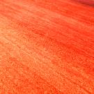 シャクルー・193×77・赤色・グラデーション・シンプル・キッチンマット・廊下敷き・アップ画
