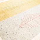 アマレ・247×205・白原毛・生命の樹・小花柄・大型ルームサイズ・使用イメージ画